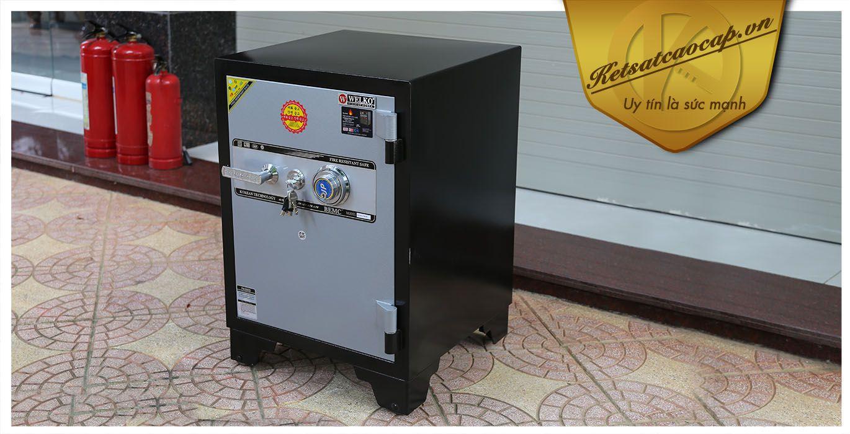 hình ảnh sản phẩm Két sắt văn phòng KS160B - Series C ThaiLan
